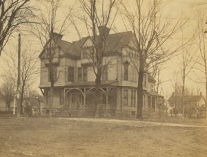 First Rectory