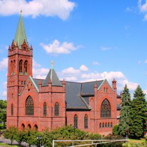St Peter's Church crop