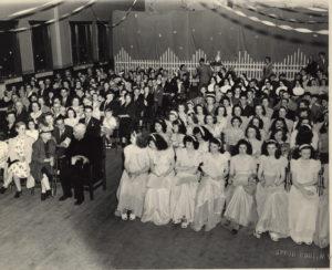 SAA Columbian Hall